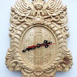 Часы настенные - Часы из дерева, 0