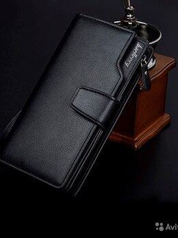 Кошельки - Мужское портмоне Bаеllerry Business черный, 0