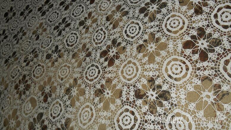 Кружевная скатерть ручной работы по цене 3000₽ - Скатерти и салфетки, фото 0