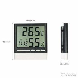 Метеостанции, термометры, барометры - Метеостанция Термометр-гигрометр NGY CX-318, 0