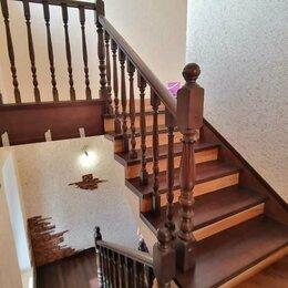 Лестницы и элементы лестниц - Деревянные лестницы на заказ, 0