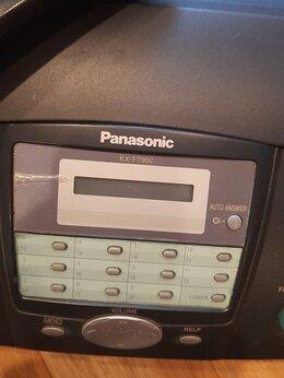 Проводные телефоны - PANASONIC KX-FT 902RU + PANASONIC KX - T23888, 0