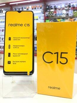 Мобильные телефоны - Realme C15 64Gb Grey NFC, 0