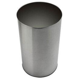 Сушилки для рук - Урны для мусора Nofer Ведро круглое 15 л. (14071.15.SC.S), 0