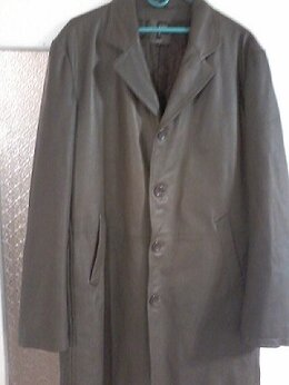 Куртки - Куртка мужская  кожаная демисезонная, 0