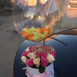 Цветы, букеты, композиции - Доставка цветов, 0