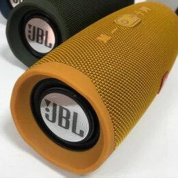 Портативная акустика - Колонка Чардж 4+ Yellow. Яркий звук, 0
