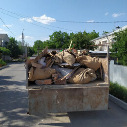 Бытовые услуги - Вывоз строительного мусора , 0