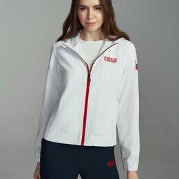 Спортивные костюмы - Женские спортивные костюмы Россия белые (42-54), 0