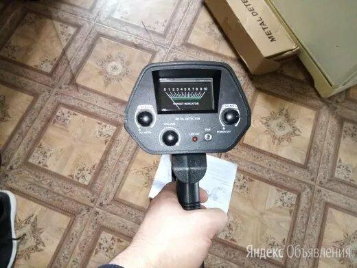 Металлоискатель md4030 новый с гарантией и чеком по цене 4290₽ - Металлоискатели, фото 0