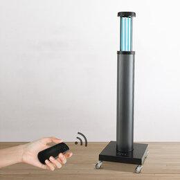 Дезинфицирующие средства - Ультрафиолетовая бактерицидная лампа с датчиком…, 0