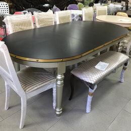 Столы и столики - Стол GR N 4288 GOLD 167(214) х 107, 0