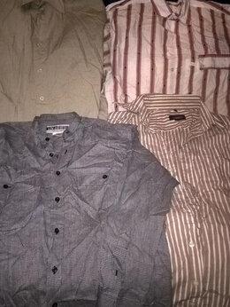 Рубашки - рубашки брюки СССР хлопок лен вискоза оптом, 0