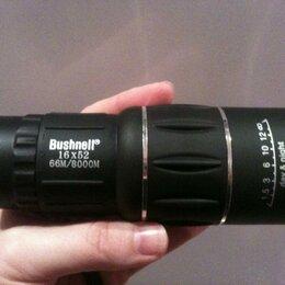 Бинокли и зрительные трубы - Новый оптический монокуляр Бушнелл 16х52, 0