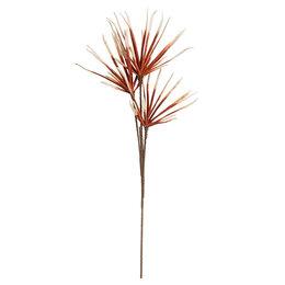 """Искусственные растения - Цветок из фоамирана 119 см оранжевый """"Пальма…, 0"""