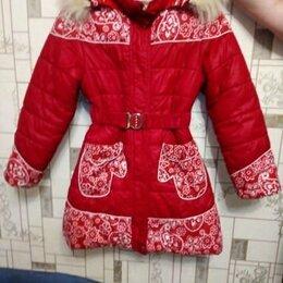 Пальто и плащи - Продам пальто на девочку на 8-9 лет, 0