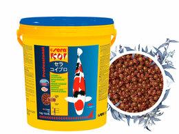 Корма  - Sera Koi Professional Spring-Autumn Food 21 л, 0
