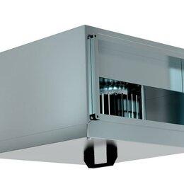 Вентиляторы - Вентилятор прямоугольный канальный SHUFT IRFD 500х250-4 VIM, 0