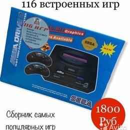 Игровые приставки - Sega mega drive 2 (116 игр), 0