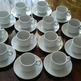 Кружки, блюдца и пары - Кофейные новые пары 100 мл, 0