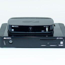 Спутниковое телевидение - Ресивер GS E501 и приставку GS С591, 5911 продаю, меняю, 0