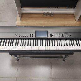 Клавишные инструменты - Рабочая станция коrg кrоме-88 еx, 0