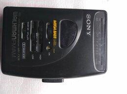 Музыкальные центры,  магнитофоны, магнитолы - SONY WM FX 26, 0