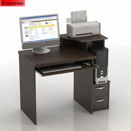 Компьютерные и письменные столы - Компьютерный стол венге Колибри, 0