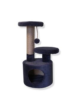 Когтеточки и комплексы  - Домик-Когтеточка для кошек «ОРЕОН» , 0