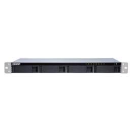Сетевые накопители - Сетевое хранилище QNAP TS-431XEU-2G, 0