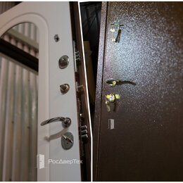 Входные двери - Дверь входная с зеркалом, 0