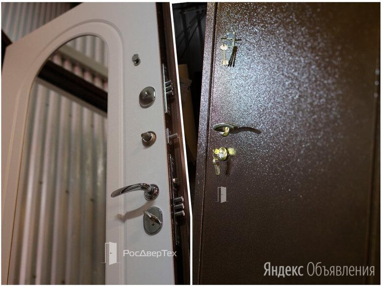 Дверь входная с зеркалом по цене 26000₽ - Входные двери, фото 0