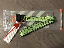 Ремни и пояса - Ремень Off-White Industrial Belt зелёный, 0