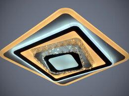 Люстры и потолочные светильники - Светильник LED потолочный 19388/500 150 W с ПДУ, 0