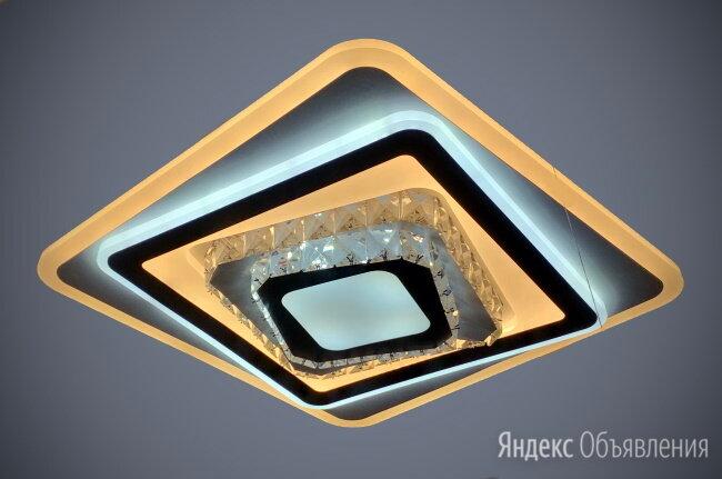 Светильник LED потолочный 19388/500 150 W с ПДУ по цене 6750₽ - Люстры и потолочные светильники, фото 0