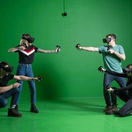 Организация мероприятий - Парк виртуальных развлечений, 0