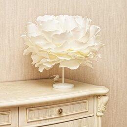 Ночники и декоративные светильники - Светильник-цветок, 0