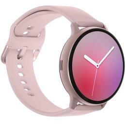 Умные часы и браслеты - Смартчасы Samsung Galaxy Watch Active2 44мм Ваниль, 0