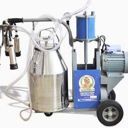 Товары для сельскохозяйственных животных - Доильный аппарат для для коров. 8 коров/час, 0