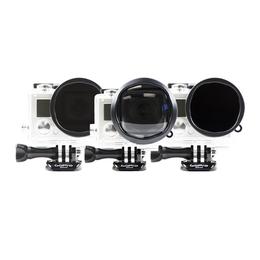 Аксессуары для экшн-камер - Набор из 3 фильтров PolarPro Venture 3-Pack для…, 0