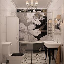 Мозаика - Мозаика в ванную картины из мозаики, 0