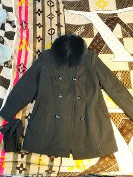 Пальто - Пальто женское 48-50 размера осень-зима, 0