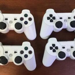 Аксессуары - Геймпад PlayStation DualShock 3 белый, 0