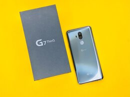 Мобильные телефоны - LG G7 64Gb Gray, 0