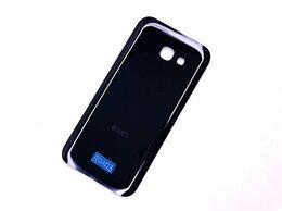 Корпусные детали - Задняя крышка SAMSUNG Galaxy A5 2017 (A520F) Black, 0