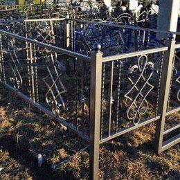 Ритуальные товары - Кованая оградка №26 - изготовим по вашим размерам, 0
