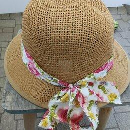 Головные уборы - Шляпка пляжная, 0
