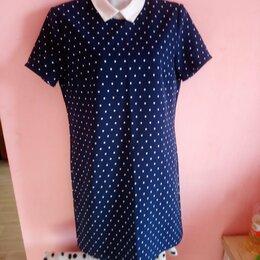 Платья - Платье Стрейч 44-46 М, 0