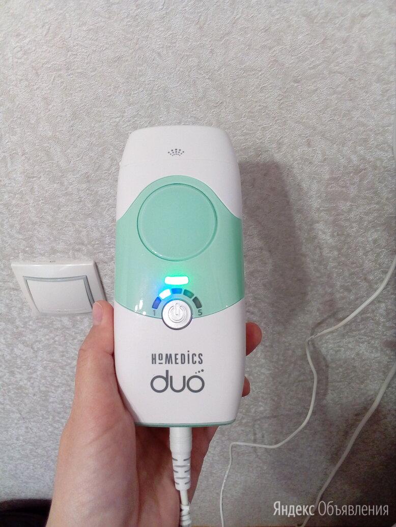 Фотоэпилятор Homedics DUO IPL-HH150-EU по цене 3500₽ - Эпиляторы и женские электробритвы, фото 0