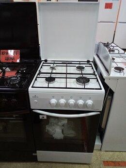 Плиты и варочные панели - Газовая плита GRETA GG 5072 MM 23(W)новая , 0